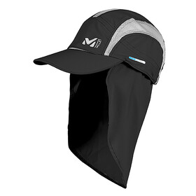 Millet Long Distance Cap Men black-noir